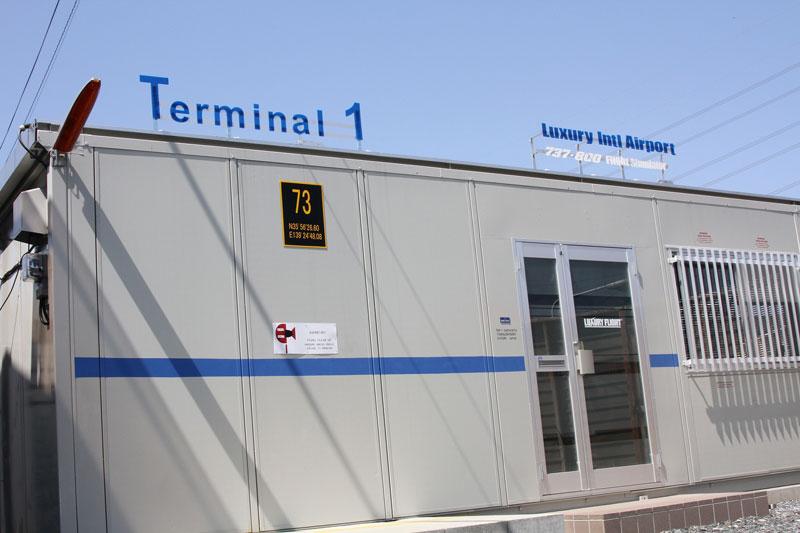 埼玉本社 LUXURY FLIGHTの始まりはここからでした・・・ ※シミュレーターの運営は羽田のみ